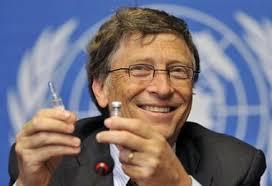 """""""Niente messa senza vaccino"""", lo ha deciso Bill Gates"""